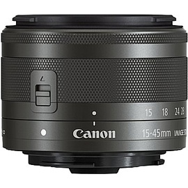 Canon EF-M 15-45mm F3,5-6,3 IS STM schwarz