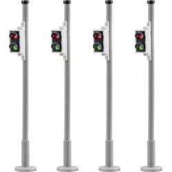 Viessmann 5096 H0 Fußgängerampeln Fertigmodell