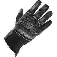 Büse Braga Motorradhandschuhe, schwarz, Größe L