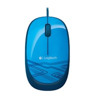 LOGITECH M105 Optical Mouse blau (910-003105)