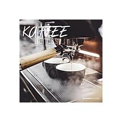 Kaffeegenuss 2021 - Kalender