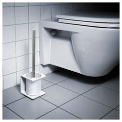 Radius Toilettenpapierhalter Radius Puro Toilettenbürstenhalter weiss 901 B