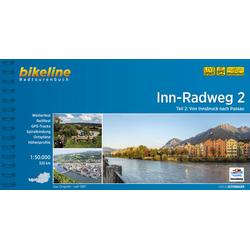 Inn-Radweg / Inn-Radweg 2 als Buch von