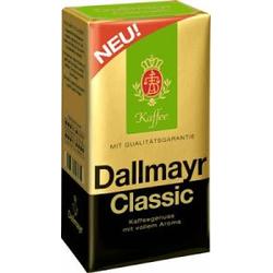 Dallmayr Classic gemahlen kräftiger Spitzenkaffee 500g 12er Pack