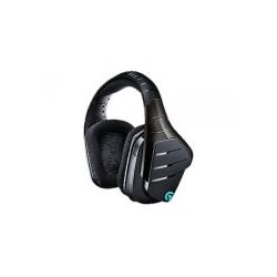 Logitech Gaming Headset G933 Artemis Spectrum Headset-System 7.1-Kanal Full-Size drahtlos (981-000599)