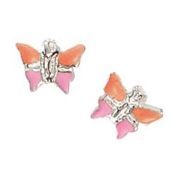 Scout Schmetterlinge 262148100 Ohrringe