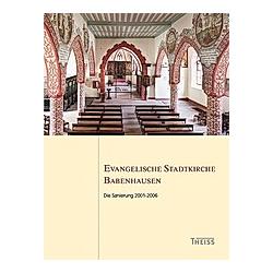 Evangelische Stadtkirche Babenhausen - Buch