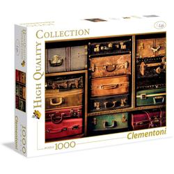 Clementoni Puzzle Reise, Made in Europe bunt Kinder Ab 9-11 Jahren Altersempfehlung Puzzles