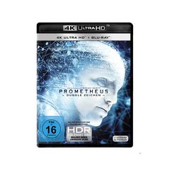 Prometheus - Dunkle Zeichen 4K Ultra HD Blu-ray +