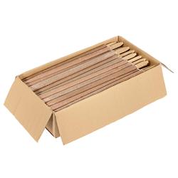 WACHSTUCHFACKEL SPARPACK 50 STÜCK - Fackeln - beige-sand