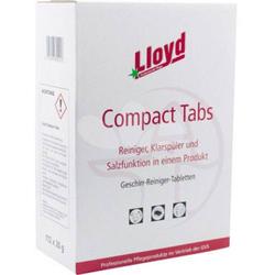 Lloyd Geschirrspül-Tabs Compact Tabs 95074 112St.