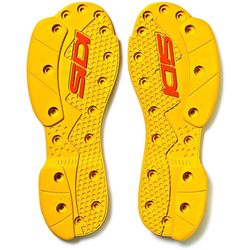 Sidi Supermoto Sole Enige, geel, 40 42