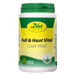(6,46 EUR/100g) cdVet Fell & Haut Vital für Hunde 150 g