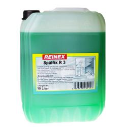 Reinex Spülmittel Zitro, Für glänzendes Geschirr und zarte Hände, 10 l - Kanister (Spülfix R3)