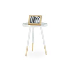 relaxdays Beistelltisch Beistelltisch skandinavisches Design