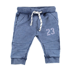 STACCATO Sweathose jeansblau