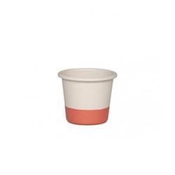Riess Muffinform Creme/Pfirsich Ø 8 cm H 8 cm