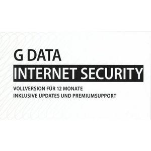 G DATA Internet Security 1 PC 1 Jahr, 2017 2018 GDATA Deutsch KEY