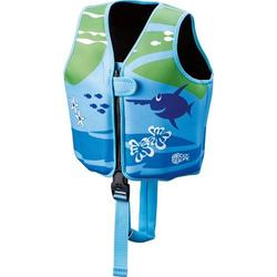 SEALIFE Schwimmweste Größe M blau/grün