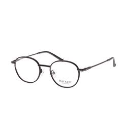 Hackett London HEB 222 689, inkl. Gläser, Runde Brille, Unisex