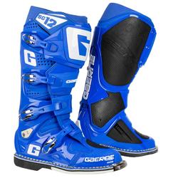Gaerne Motocross-Stiefel SG-12 Blau