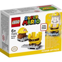 LEGO® Puzzle LEGO® Super Mario 71373 Baumeister-Mario - Anzug, Puzzleteile