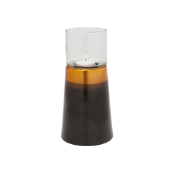 KARE Kerzenständer Teelichthalter Lava