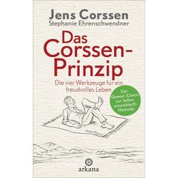 Das Corssen-Prinzip als Buch von Jens Corssen/ Stephanie Ehrenschwendner