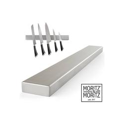 Moritz & Moritz Magnet-Messerblock Magnetleiste für Messer - Messerhalterung - Edelst