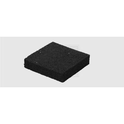 SWG Uni-Matte 90 X 90 X 20 Gummigranulat gebunden mit PUR