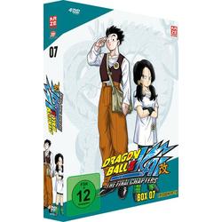 Dragonball Z Kai - Box 7  (DVDs)