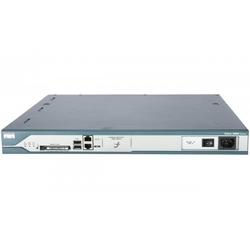 Cisco - C2811-H-VSEC/K9 - 2811 Schnelles Ethernet Mehrfarben WLAN-Router