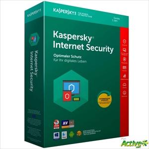 Kaspersky Internet Security 2021 1 PC 1Jahr VOLLVERSION / Upgrade 2020 DE