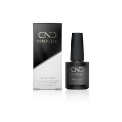 CND Nagellack Vinylux Long Wear Top Coat Matte Matte