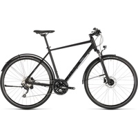 Cube Nature Exc Allroad 28 Zoll RH 50 cm black'n'grey 2019