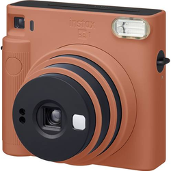 Fujifilm Instax SQ1 Sofortbildkamera Orange
