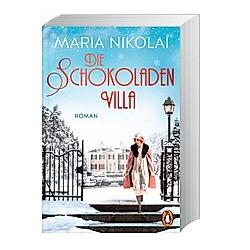 Die Schokoladenvilla / Schokoladen-Saga Bd.1. Maria Nikolai  - Buch