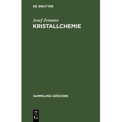 Kristallchemie: eBook von Josef Zemann