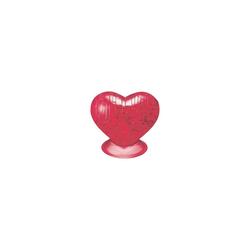 HCM KINZEL 3D-Puzzle Crystal Puzzle - Rotes Herz, Puzzleteile