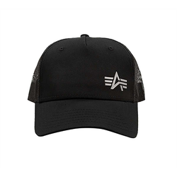 Alpha Industries Trucker Cap Trucker Small Logo