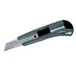 Cutter Basic 18mm Kunststoffgriff grau