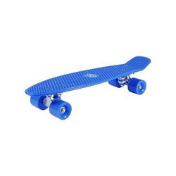 Hudora Skateboard Retro Kinder Skateboard - sky blue - 57 cm x 15 cm