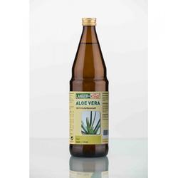 Aloe Vera 100 % Frischpflanzensaft, 750 ml