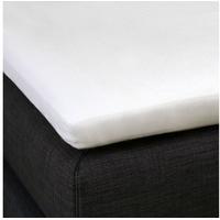 Bettwarenshop BETTWARENSHOP, Molton Schutzbezug für Topper 180 cm x 200 cm x 7 cm