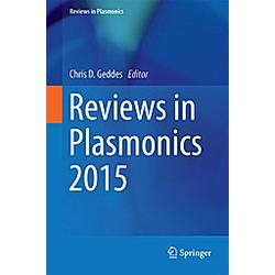 Reviews in Plasmonics 2015 - Buch