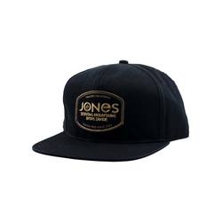 Cap JONES - Cap Riding Free Black (BK) Größe: OS