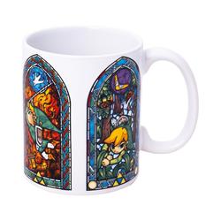 ak tronic Tasse Tasse The Legend of Zelda (St Glass)