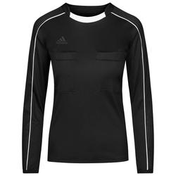 Damska koszulka sędziowska z długim rękawem adidas Sędzia 16 S93376 - XL