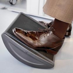 HAG Quickstep bewegliche Fußstütze für Bürostühle