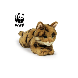 WWF Plüschfigur Plüschtier Bengalische Katze (22cm)